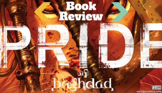 Book Review Pride Of Baghdad