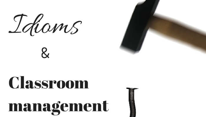 Idioms And Classroom Management In Asia