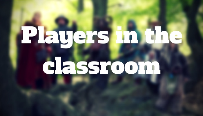 Players In The Classroom